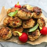 Sunde kyllingefrikadeller