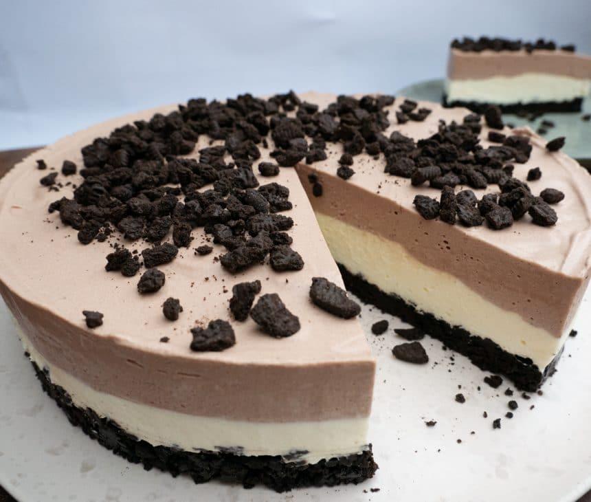 Oreo cheesecake opskrift