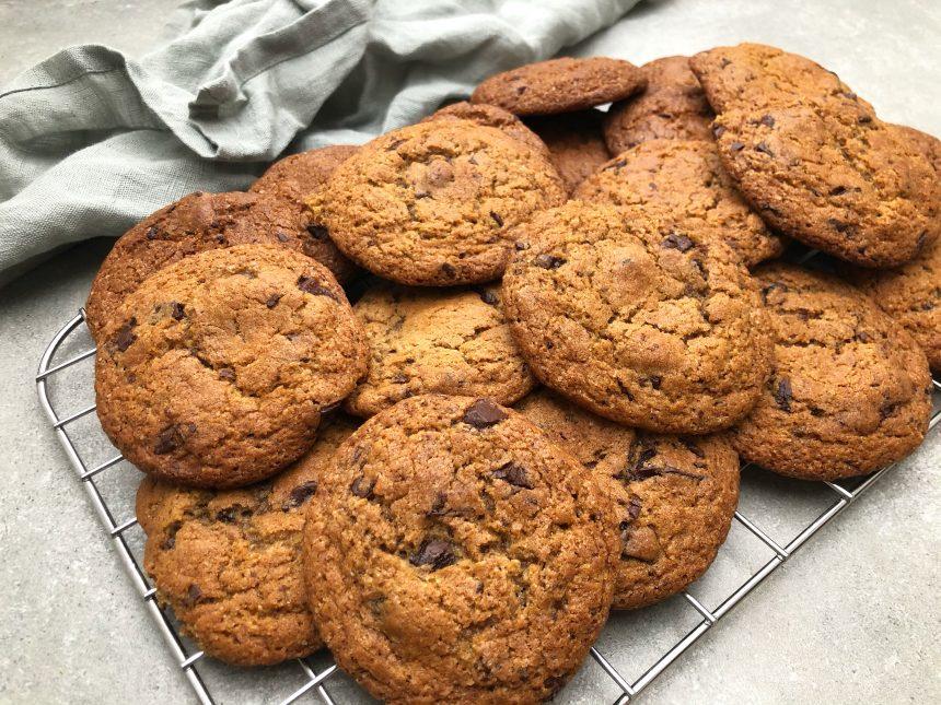 veganske cookies
