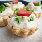 Tarteletter – Opskrift på høns i asparges