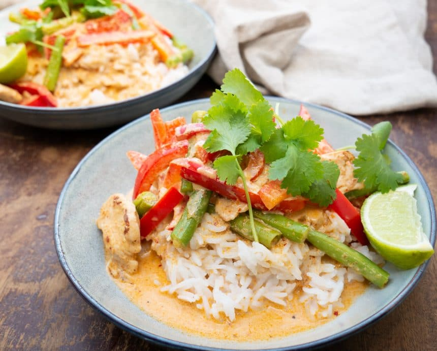 Panang Karry – Opskrift på en autentisk Curry