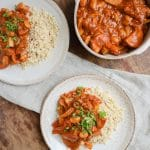 Opskrift på vegetarisk chiligryde med kartofler