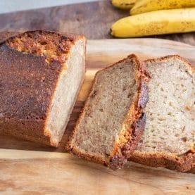 Opskrift på det bedste bananbrød