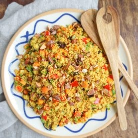 Opskrift på marrokansk couscous