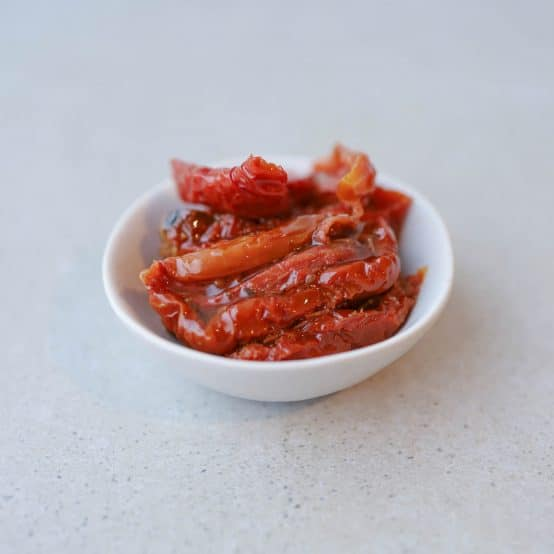 Opskrifter med soltørrede tomater