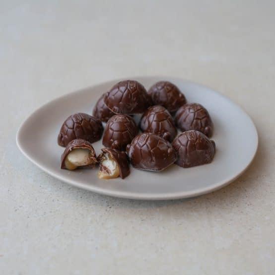 Opskrifter med toms chokoladeskildpadder