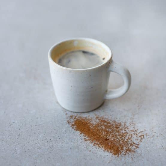 færdiglavet kaffe