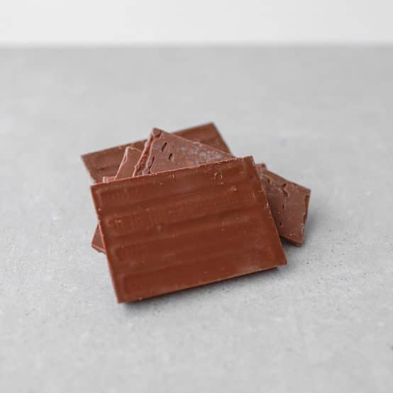 vegansk chokolade