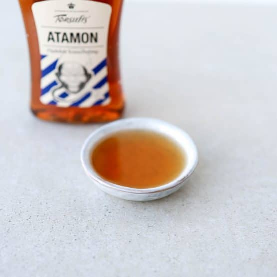 Opskrifter med atamon