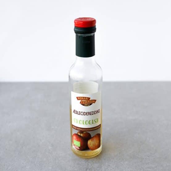 Opskrifter med æblecidereddike