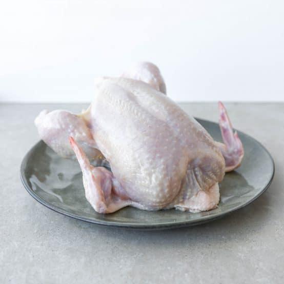 Opskrifter med en hel kylling