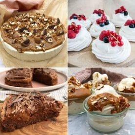 Glutenfri desserter