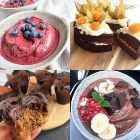 desserter uden sukker