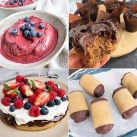 Sukkerfri desserter