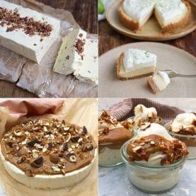 Desserter med kondenseret mælk