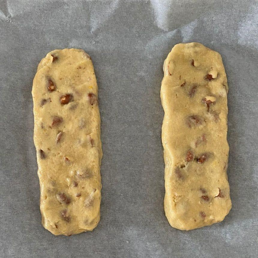 Italienske småkager med mandler