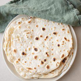 Opskrift på tortillapandekager
